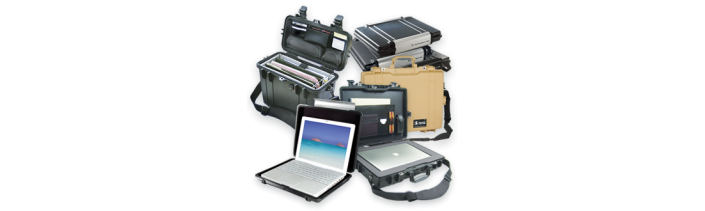 Кейсы Pelican для защиты ноутбука и планшета