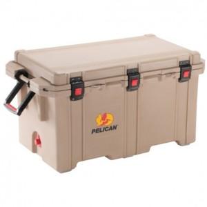 Холодильник Elite Cooler бежевый Pelican 150QT