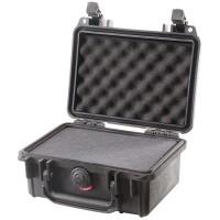 Кейс Pelican 1150 Protector Case с поропластом черный 1150-000-110E