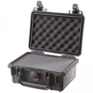 Кейс Pelican 1150 Protector Case с поропластом черный 1150-000-110