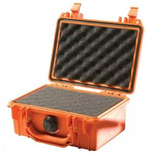 Кейс Pelican 1120 Protector Case с поропластом оранжевый 1120-000-150E