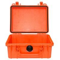 Кейс Pelican 1150 Protector Case без поропласта оранжевый 1150-001-150
