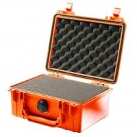 Кейс Pelican 1150 Protector Case с поропластом оранжевый 1150-000-150
