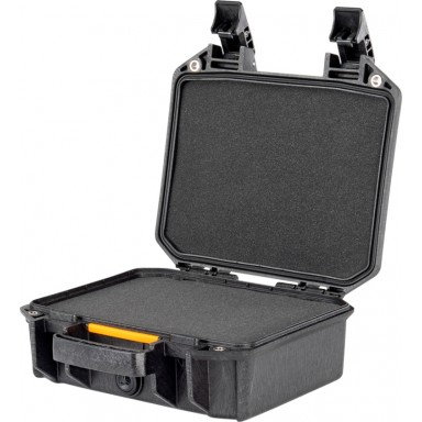 Кейс Pelican V100 Vault  Small Pistol Case с поропластом
