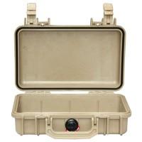 Кейс Pelican 1170 Protector Case без поропласта коричневый 1170-001-190