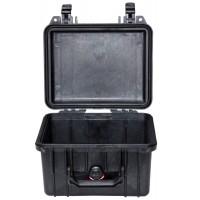Кейс Pelican 1300 Protector Case без поропласта черный 1300-001-110