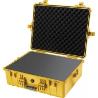 Кейс Pelican 1600 Protector Case с поропластом желтый 1600-000-240