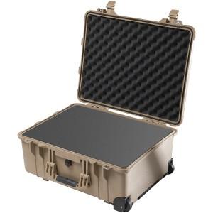 Кейс Pelican 1560 Protector Case с поропластом коричневый 1560-000-190