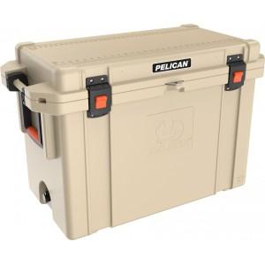 Холодильник Elite Cooler бежевый Pelican 95QT