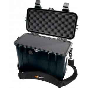 Кейс Pelican 1430 Protector Top Loader Case с поропластом черный 1430-000-110