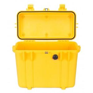 Кейс Pelican 1430 Protector Top Loader Case без поропласта желтый 1430-001-240