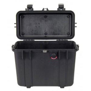 Кейс Pelican 1430 Protector Top Loader Case без поропласта черный 1430-001-110
