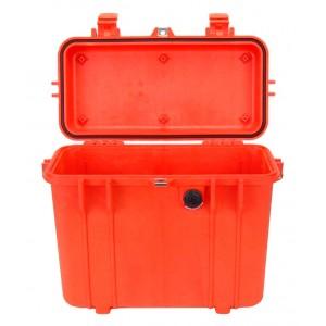 Кейс Pelican 1430 Protector Top Loader Case без поропласта оранжевый 1430-001-150