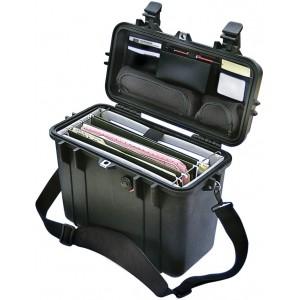 Кейс Pelican 1437 Protector Top Loader 1430 Case с офисными разделителями 1430-005-110