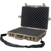 Кейс для ноутбука Pelican 1495 Protector Laptop Case с поропластом коричневый 1495-000-190