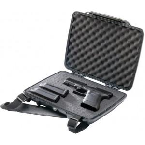 Кейс Pelican P1075 HardBack Pistol Case для пистолета с поропластом 1070-006-110