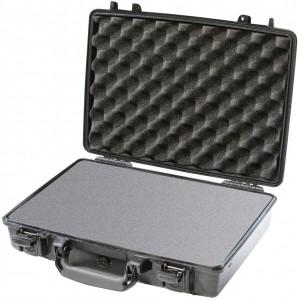 Кейс для ноутбука Pelican 1470 Protector Laptop Case с поропластом черный 1470-000-110
