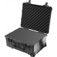 Кейс Pelican 1560 Protector Case с поропластом черный 1560-000-110