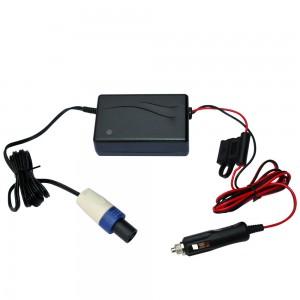 Автомобильное зарядное устройство 12-24В Pelican 9466B для RALS 9460 094600-3312-000