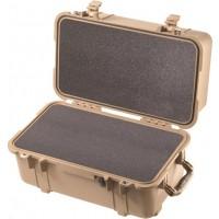 Кейс Pelican 1460 Protector Case с поропластом коричневый 1460-000-190