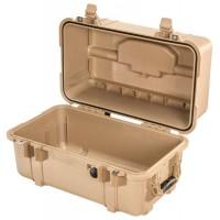 Кейс Pelican 1460 Protector Case без поропласта коричневый 1460-001-190