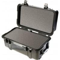 Кейс Pelican 1460 Protector Case с поропластом черный 1460-000-110