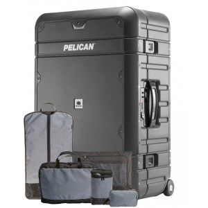 Защитный чемодан Pelican EL27 Elite Weekender Luggage with Enhanced Travel System