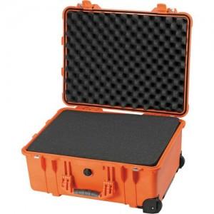 Кейс Pelican 1560 Protector Case с поропластом оранжевый 1560-000-150