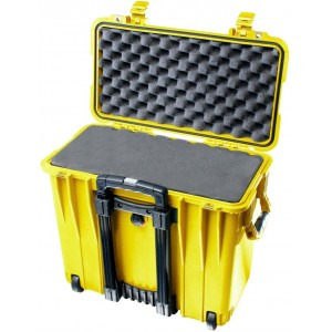 Кейс Pelican 1440 Protector Top Loader Case с поропластом желтый 1440-000-240