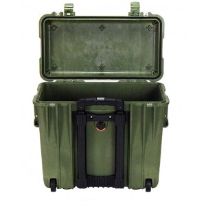Кейс Pelican 1440 Protector Top Loader Case без поропласта зеленый 1440-001-130