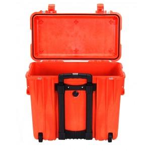 Кейс Pelican 1440 Protector Top Loader Case без поропласта оранжевый 1440-001-150