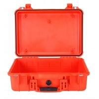 Кейс Pelican 1500 Protector Case без поропласта оранжевый 1500-001-150