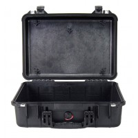 Кейс Pelican 1500 Protector Case без поропласта черный 1500-001-110