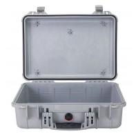 Кейс Pelican 1500 Protector Case без поропласта серебро 1500-001-180