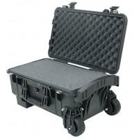 Кейс Pelican 1510M Protector Mobility Case с усиленной колесной базой с поропластом черный 015100-0009-110