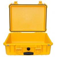 Кейс Pelican 1520 Protector Case без поропласта желтый 1520-001-240
