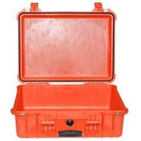 Кейс Pelican 1520 Protector Case без поропласта оранжевый 1520-001-150