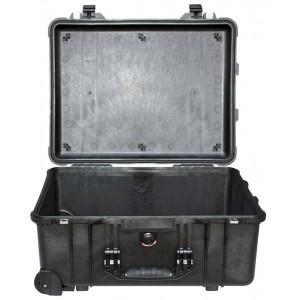 Кейс Pelican 1560 Protector Case без поропласта черный 1560-001-110
