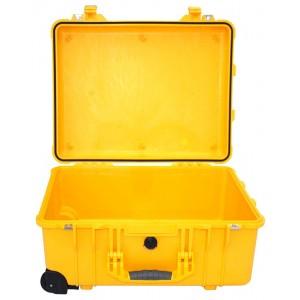 Кейс Pelican 1560 Protector Case без поропласта желтый 1560-001-240