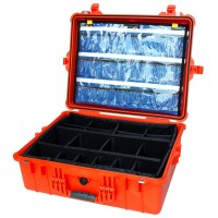 Кейс Pelican 1600EMS Protector EMS Case с комплектом для медслужб