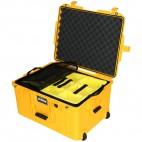 Кейс Pelican Air 1607 мягкие перегородки желтый 016070-0040-240E