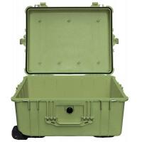 Кейс Pelican 1610 Protector Case без поропласта зеленый 1610-001-130