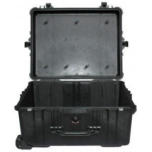 Кейс Pelican 1610 Protector Case без поропласта черный 1610-001-110