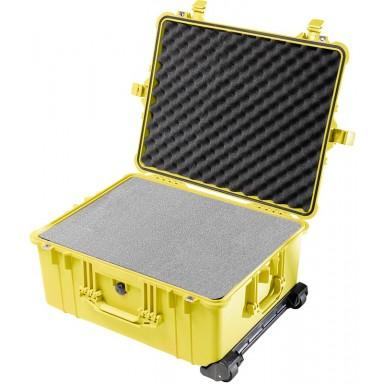 Кейс Pelican 1610 Protector Case с поропластом желтый 1610-000-240