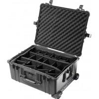 Кейс Pelican 1614 Protector Case с мягкими перегородками черный 1610-004-110