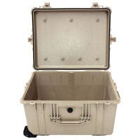 Кейс Pelican 1620 Protector Case без поропласта коричневый 1620-001-190