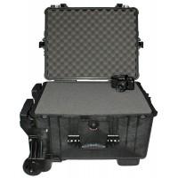 Кейс Pelican 1620M Protector Mobility Case с усиленной колесной базой с поропластом черный 016200-0009-110