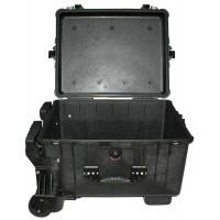 Кейс Pelican 1620M Protector Mobility Case с усиленной колесной базой без поропласта черный 016200-0019-110