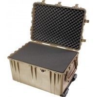 Кейс Pelican 1660 Protector Case с поропластом коричневый 1660-020-190