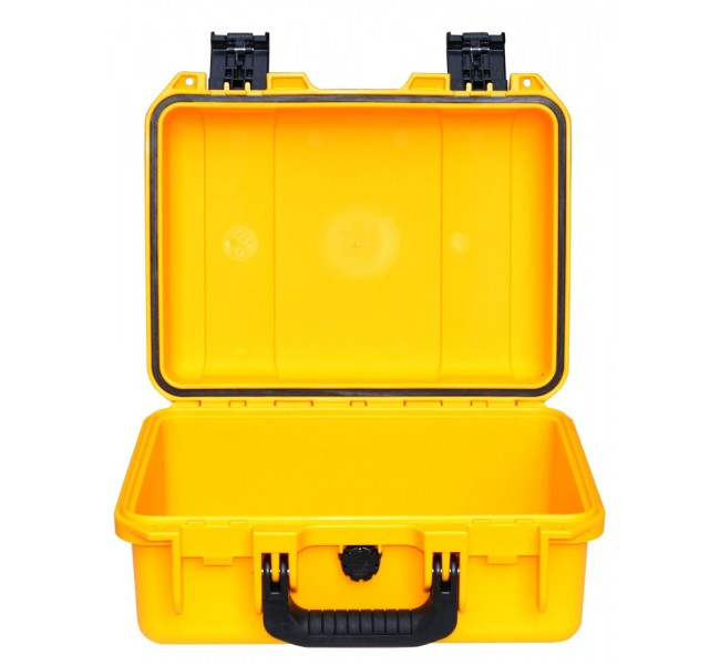 1200-001-180E Peli 1200 Cases Yellow No Foam No Foam